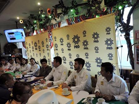 Candidata por el PRD a gobernadora de Coahuila