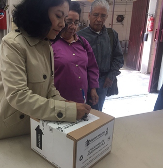 Elección Santa María Xadani