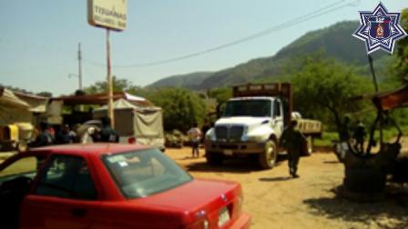 En la región de la Cañada