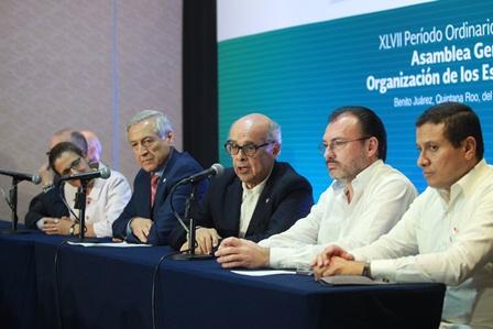 47 Asamblea General de la OEA