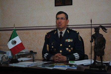 General mexicano