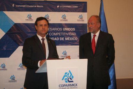 Director del Grupo Aeroportuario de la Ciudad de México