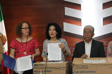 Consejera electoral del IEEPCO