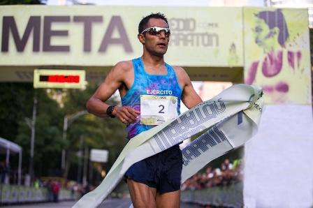 XI Edición del Medio Maratón de la Ciudad de México