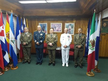 Firman SEDENA y SEMAR con Ejército de Nicaragua