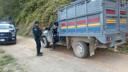 Detenido con vehículo robado