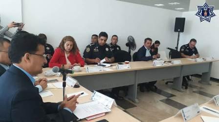 Acuerdan autoridades de Oaxaca y Puebla