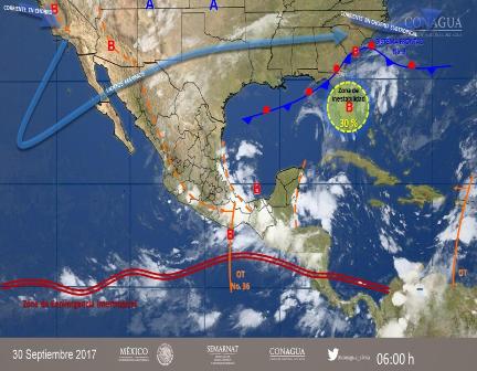 Onda tropical 36