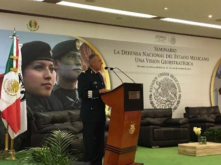 Secretario de la Defensa Nacional