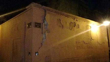 Reportan daños materiales menores