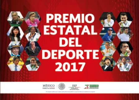 Premio Estatal del Deporte 2017