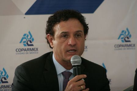 Presidente de COPARMEX CDMX