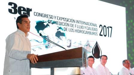 Medición de Flujo y Calidad de los Hidrocarburos 2017