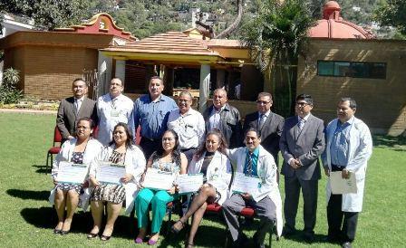 Entrega Delegación del IMSS-Oaxaca
