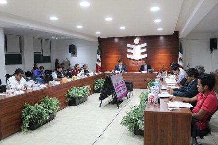 Municipios de sistemas normativos indígenas
