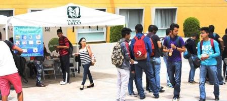 Afíliate al IMSS si eres estudiante, es gratis