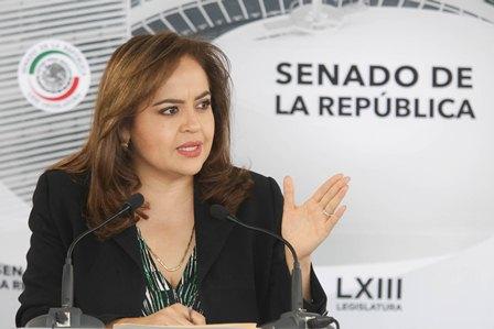 Senadora del PRI