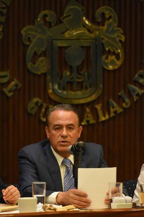 Presidente de la COPECOL