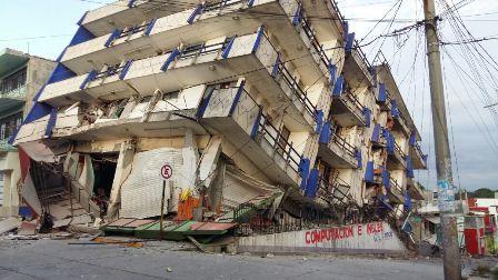 Emergencia y reconstrucción por sismos