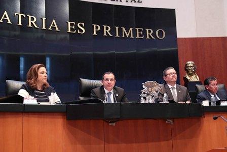 María Elena Barrera y Lilia Guadalupe Merodio