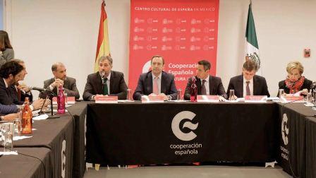 Gobiernos de Oaxaca y España