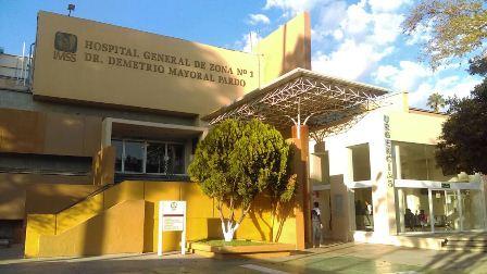 Hospital General 1 IMSS Oaxaca