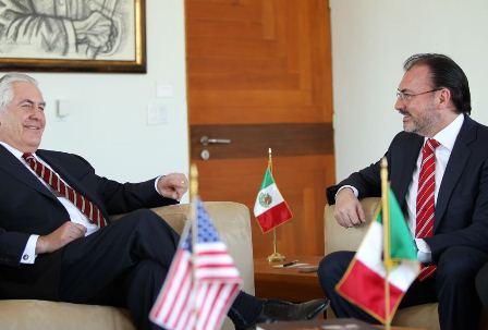 Secretario de Estado de EY y canciller de México