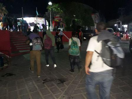 Apoya Gobierno de Oaxaca