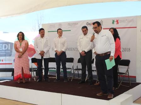 Servicios de Salud de Oaxaca