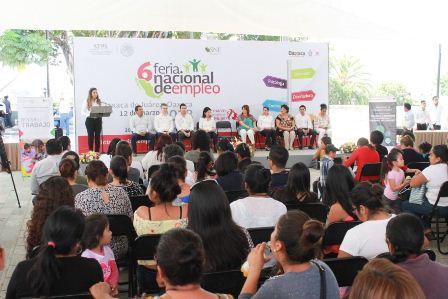 Feria Nacional de Empleo