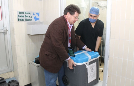 Realizan especialistas del IMSS la procuración de cinco órganos