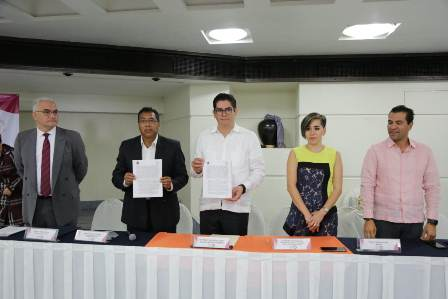 Garantiza IEEPCO en Oaxaca