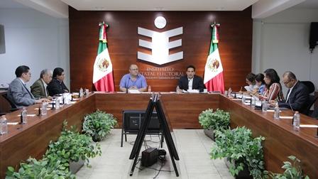 Comisión de Quejas y Denuncias del IEEPCO