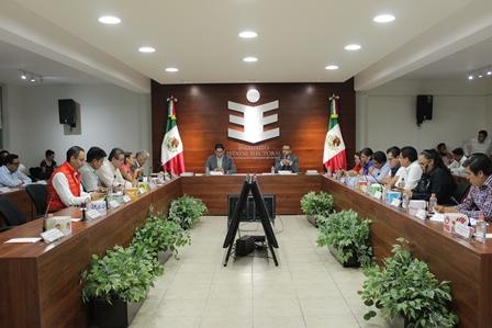 Informa IEEPCO actividades en el marco de las elecciones locales