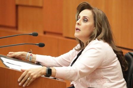 Senadora del Grupo Parlamentario del PRI