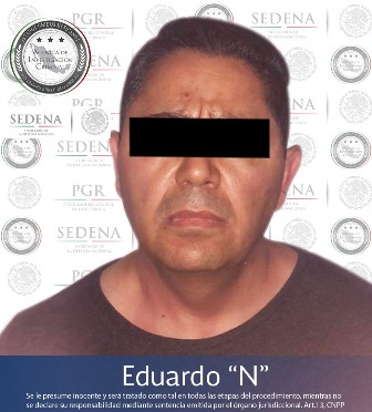 Detenido en el estado de Michoacán