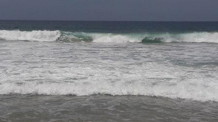 En las costas de Oaxaca