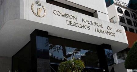 Pide CNDH a los gobiernos estatales