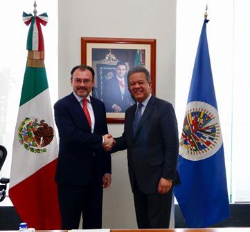 Misión de Visitantes Extranjeros de la OEA