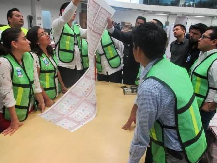 Recibirá Instituto Electoral de Oaxaca boletas y documentación electoral