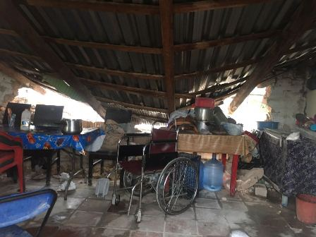 Atiende Protección Civil daños por lluvias en Asunción Nochixtlán, Oaxaca