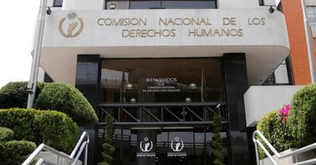 Entrega CNDH a equipo de presidente electo