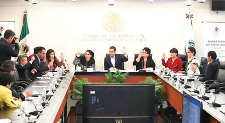Revisión de extranjeros que ingresan a México