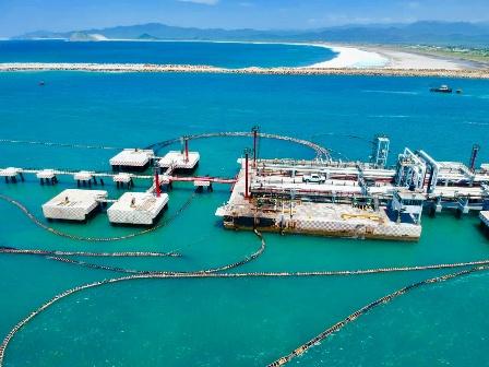 Terminal Marítima de Salina Cruz