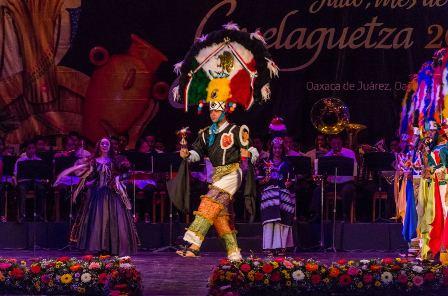 Inauguran las fiestas en Oaxaca