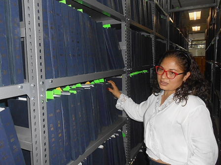 Archivo del Registro Civil CDMX