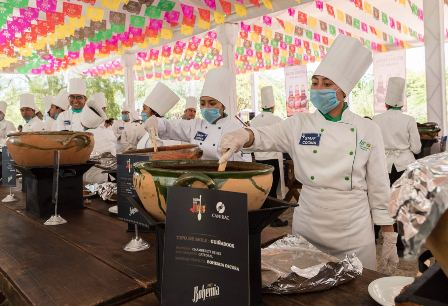 Deslumbra riqueza gastronómica de Oaxaca