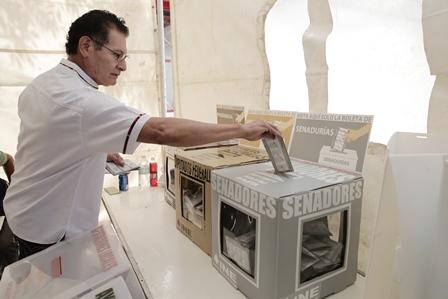 En las elecciones de Oaxaca