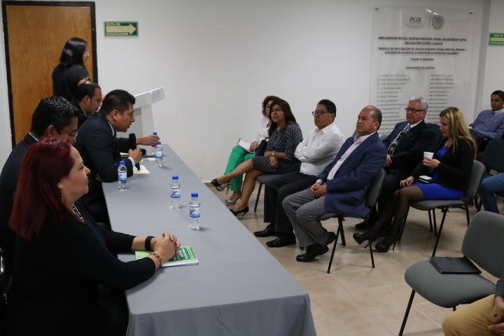 Delegación Oaxaca de la PGR