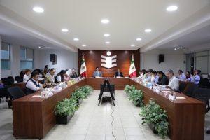 De enero a julio de 2018, se realizaron 56 sesiones del Consejo General.